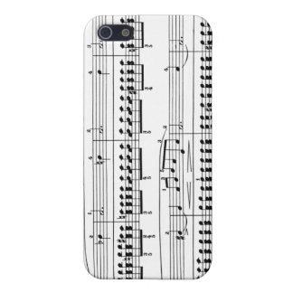 ミュージカル iPhone 5 CASE