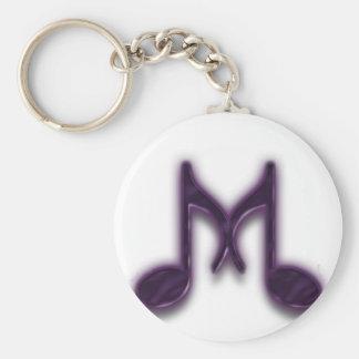 """ミュージカル""""M""""の手紙 キーホルダー"""