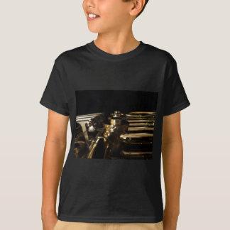 ミュージシャンの目を通して見て(1) Tシャツ
