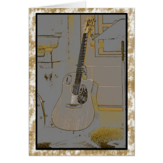 ミュージシャンの隠れ家 カード