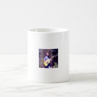ミュージシャン コーヒーマグカップ