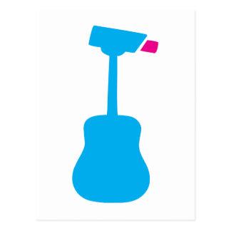 ミュージックビデオ ポストカード
