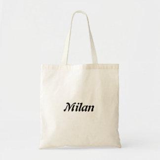 ミラノのバッグ トートバッグ