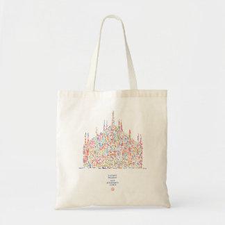 ミラノの大教会堂 トートバッグ