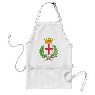 ミラノの紋章付き外衣 スタンダードエプロン