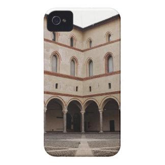 ミラノ、イタリアのSforzaの城(Castello Sforzesco) Case-Mate iPhone 4 ケース