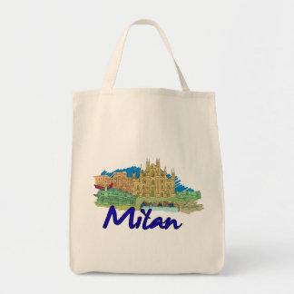 ミラノ- Italy.png トートバッグ
