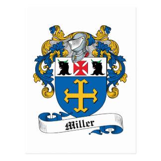 ミラー家紋 ポストカード