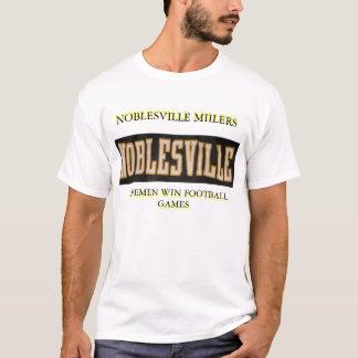 ミラー架線工夫 Tシャツ