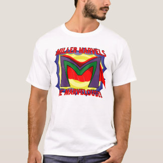 ミラー驚嘆 Tシャツ