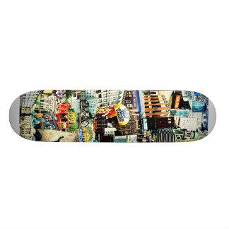 ミルウォーキーの乗車 スケートボード
