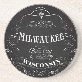 ミルウォーキー、ウィスコンシン-醸造物都市 コースター