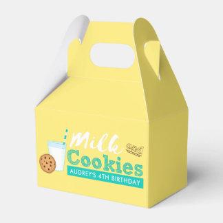 ミルクおよびクッキーの誕生会 フェイバーボックス