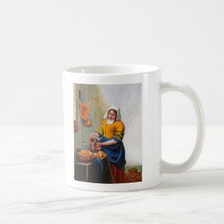 ミルクの女中のマグ コーヒーマグカップ
