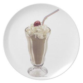 ミルクセーキ プレート