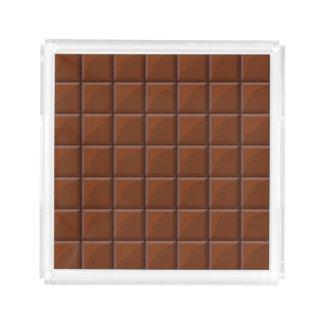 ミルクチョコレート アクリルトレー