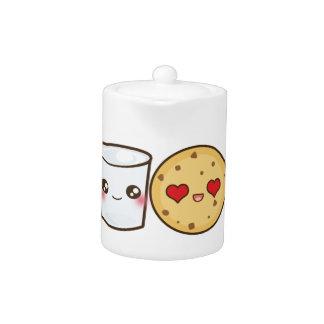 ミルク及びクッキーのカップル