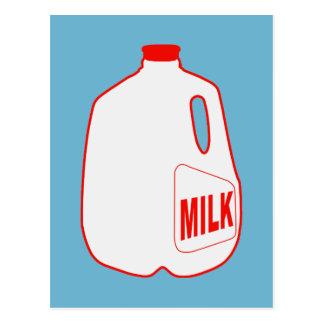 ミルク水差し ポストカード