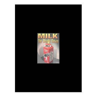 ミルク-致命的な毒 ポストカード