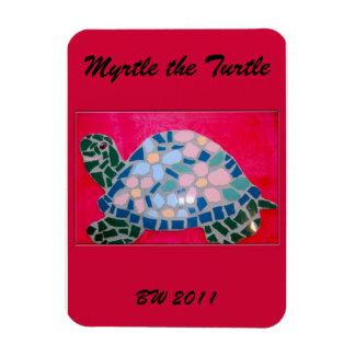 ミルテカメの屈曲の報酬の磁石 マグネット