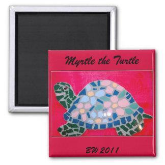ミルテカメの磁石 マグネット