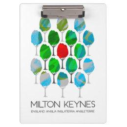 ミルトンKeynesのクリップボード クリップボード