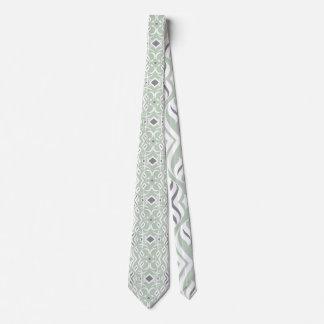 ミントの装飾的な首のタイ オリジナルネクタイ
