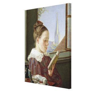 ミンナWasmannの芸術家1822年の姉妹 キャンバスプリント