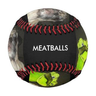 ミートボール 野球ボール