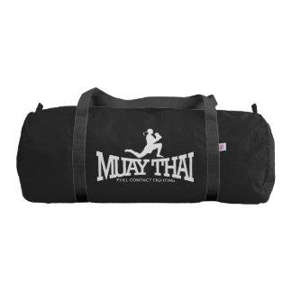 ムエタイの体育館のバッグ ジムバッグ