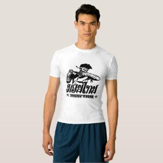 ムエタイの肘 Tシャツ