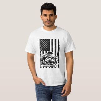 ムエタイ米国 Tシャツ