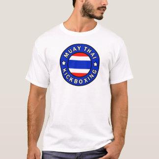 ムエタイ Tシャツ