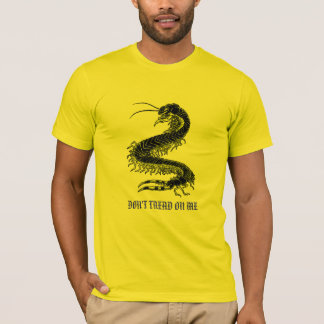ムカデのティー Tシャツ