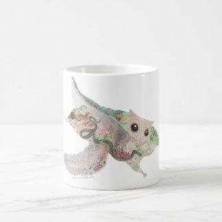 ムササビの生息地 コーヒーマグカップ