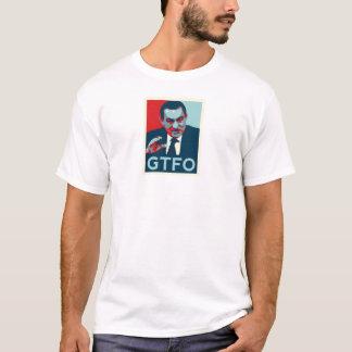 ムバラクGTFO! ワイシャツ Tシャツ