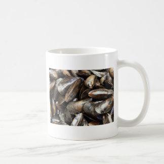 ムラサキ貝 コーヒーマグカップ