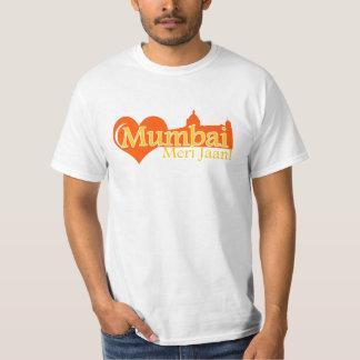ムンバイMeri Jaan Tシャツ