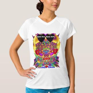 ムーサ2粋なコンボPkムーサ1ブードゥーの女王 Tシャツ