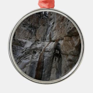 メアリー・ジェーンの滝の山チャールストンNV メタルオーナメント