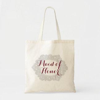メイド・オブ・オーナー(花嫁付き添い人) |のブライダルパーティの戦闘状況表示板 トートバッグ