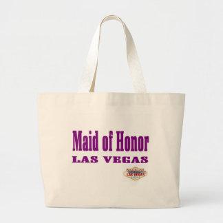 メイド・オブ・オーナー(花嫁付き添い人)のラスベガスのクラシックなトートバック ラージトートバッグ