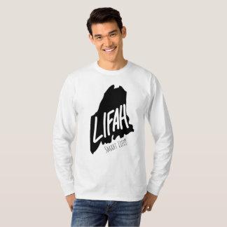 メインそしてuをああLIFAH愛すれば! Tシャツ