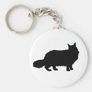 メインのあらいぐま猫 キーホルダー