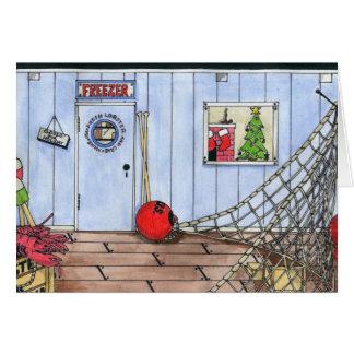 メインのクリスマス カード