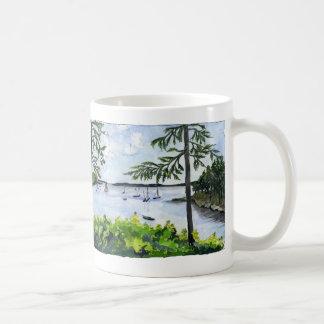 メインのコテッジ コーヒーマグカップ