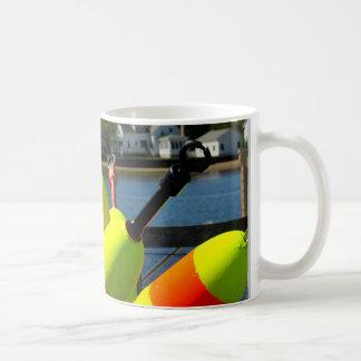 メインのブイ コーヒーマグカップ