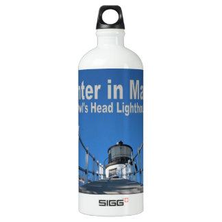 メインの冬 ウォーターボトル