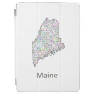 メインの地図 iPad AIR カバー