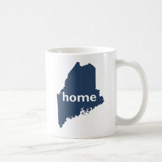 メインの家 コーヒーマグカップ